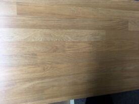 Duropal 4101VV Natural Oak Quadra Profile Worktop
