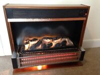 Freestanding traditional electric radiant fire - Dimplex 316TKE