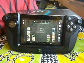 Tablet + Gamepad Controller
