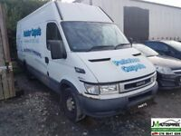 ♻ BREAKING FOR PARTS ♻ 2006 Iveco Daily 35 S14 LWB 2.3 136bhp **Breaking for parts**
