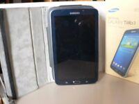 "Samsung Tablet 7"" tab 3"