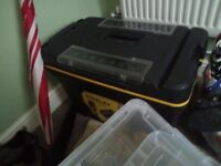 Stanley Pro Mobile Toolbox on Wheels -Mint