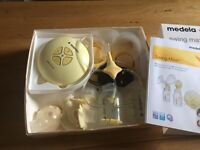 Medela Double Breast Pump Swing Maxi