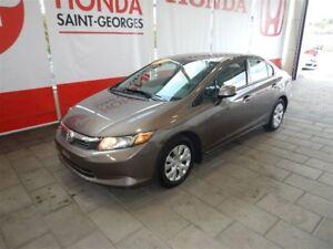 2012 Honda Civic ÉDITION LX