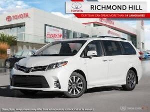 2019 Toyota Sienna Limited Package  - $194.25 /Wk