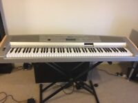 Yamaha Portable Grand- DGX-500 with stand