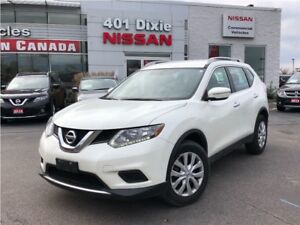 2015 Nissan Rogue S FWD REAR VIEW CAM| BLUETOOTH| CRUISE CONTROL
