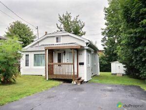 128 900$ - Maison à un étage et demi à Sherbrooke (Fleurimont