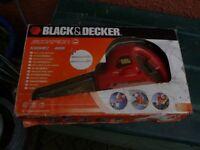 BLACK&DECKER SCORPION MODEL KS890EC 400W POWERED HANDSAW