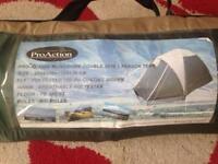 Pro action tent