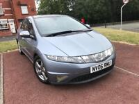 Honda civic 2.2 iCTDi diesel ES fully loaded in stunning condition