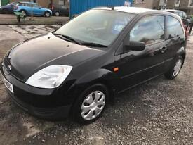2005 FORD FIESTA 1.2 PETROL MOT APRIL 18