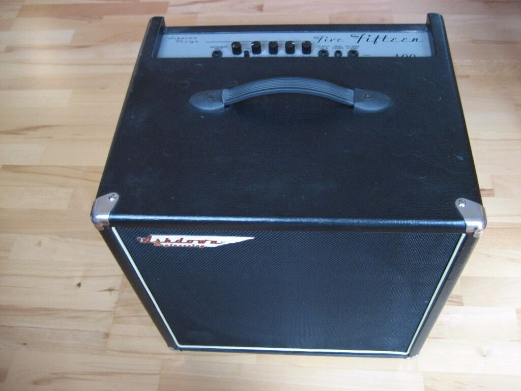 Ashdown Five Fifteen 100 watt Bass Guitar Combo | in