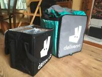 Deliveroo Kit (Bags + Jacket)