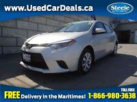 2014 Toyota Corolla LE Auto Air Fully Equipped Cruise