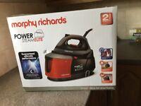 Morphy Richards 332012 Auto-Clean Power Steam Elite Generator Iron