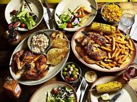 Nando's Restaurant, Liverpool Street - Grill Chef or Kitchen Porter