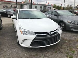 2016 Toyota Camry LE | ONE OWNER | BLUETOOTH | CAM