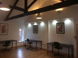 Co-working -Desk Space to Rent - New - central location