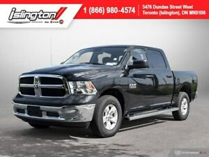 2017 Ram 1500 ST **FORMER DEMO!!** LIKE NEW ONLY 54KMS!!