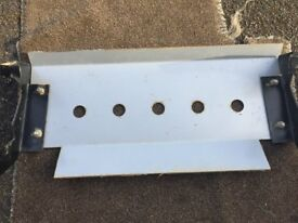 Sump Guard for Land Rover Discovery Mk1