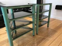 Soundstyle 4 shelf Hi-Fi rack.