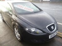 Seat LEON Sport TDI,5 door hatchback,2 keys,clean tidy car,runs and drives very well,great mpg