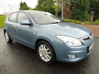 2009 (59) Hyundai i30 1.4i Comfort 5dr Hatch Very Low Miles