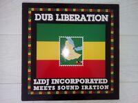 Lidj Incorporated Meets Sound Iration - Dub Liberation