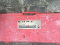 Rubi tile cutter