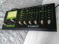 Waldorf Pulse 2 analog desktop synth