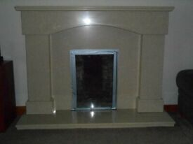 Marble Fire Surround