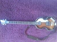 Hofner Violin Bass. HTC 500-1