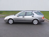 Saab 9-5 2005 Rear Passenger Side Door