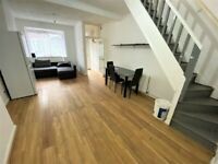 Recently Fully Renovated Spacious 2 Double bedrooms Terrace House in Stratford --No DSS please
