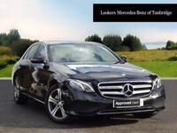 Mercedes-Benz E Class E 220 D SE (black) 2017-02-28