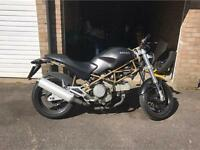 2001 DUCATI MONSTER 600 reduced to £1300
