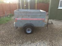 Caddy 535 trailer 110x1500x750mm