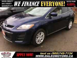 2011 Mazda CX-7 GS AWD LEATHER SUNROOF