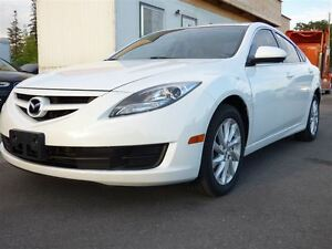 2011 Mazda MAZDA6 GT-I4 & LEATHER & SUNROOF & KEYLESS