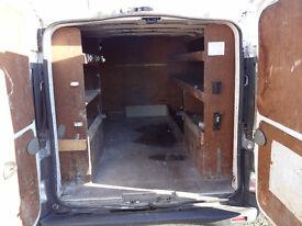 RENAULT TRAFIC LWB VAN NOT VAUXHALL VIVARO MOVANO FORD TRANSIT FIAT DUCATO SCUDO MERCEDES VITO VW T5