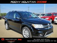 2015 Dodge Journey R/T AWD LEATHER / NAV / REAR VIDEO / SUNROOF