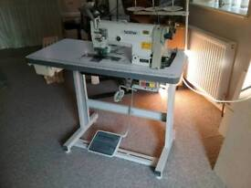 Industrial brother 3inch curtain tape machine
