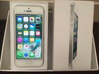 iPhone 5 Unlocked 64GB Silver Very good condition