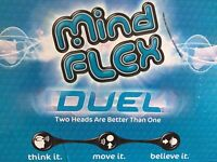 MIND FLEX: DUEL - the game where you must move a ball with the power of your mind!