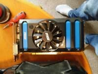 GeForce 650ti 2gb 192b boost