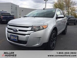 2014 Ford Edge SEL,Certified Pre-Owned Cornwall Ontario image 9