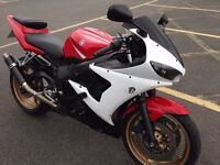 R6 04 nice and clean bike