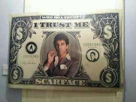 Big Scarface Poster