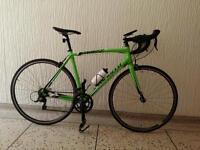Specialized allez road bike with extras